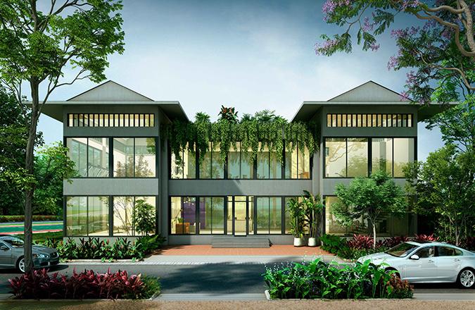 new launch villas in singapore